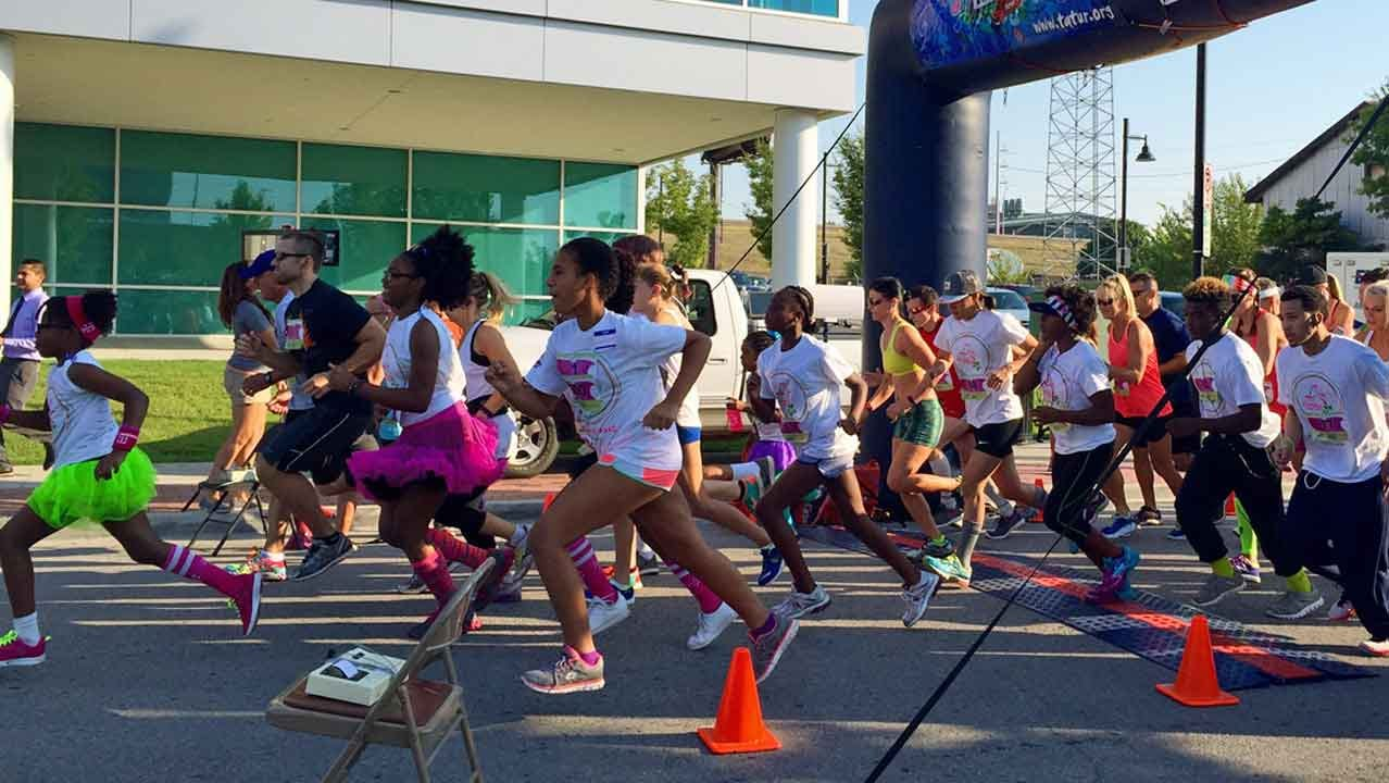 Girls On The Run Tulsa Hosts First Ever 5K At Guthrie Green