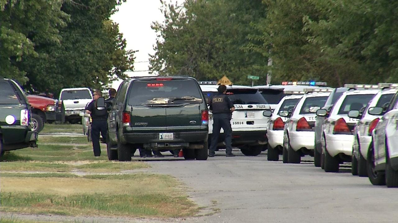 Tulsa Family Caught In Line Of Fire In Police Standoff