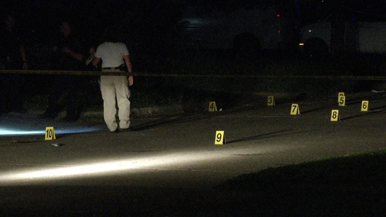 Suspect Opens Fire, Wounds Tulsa Teenager