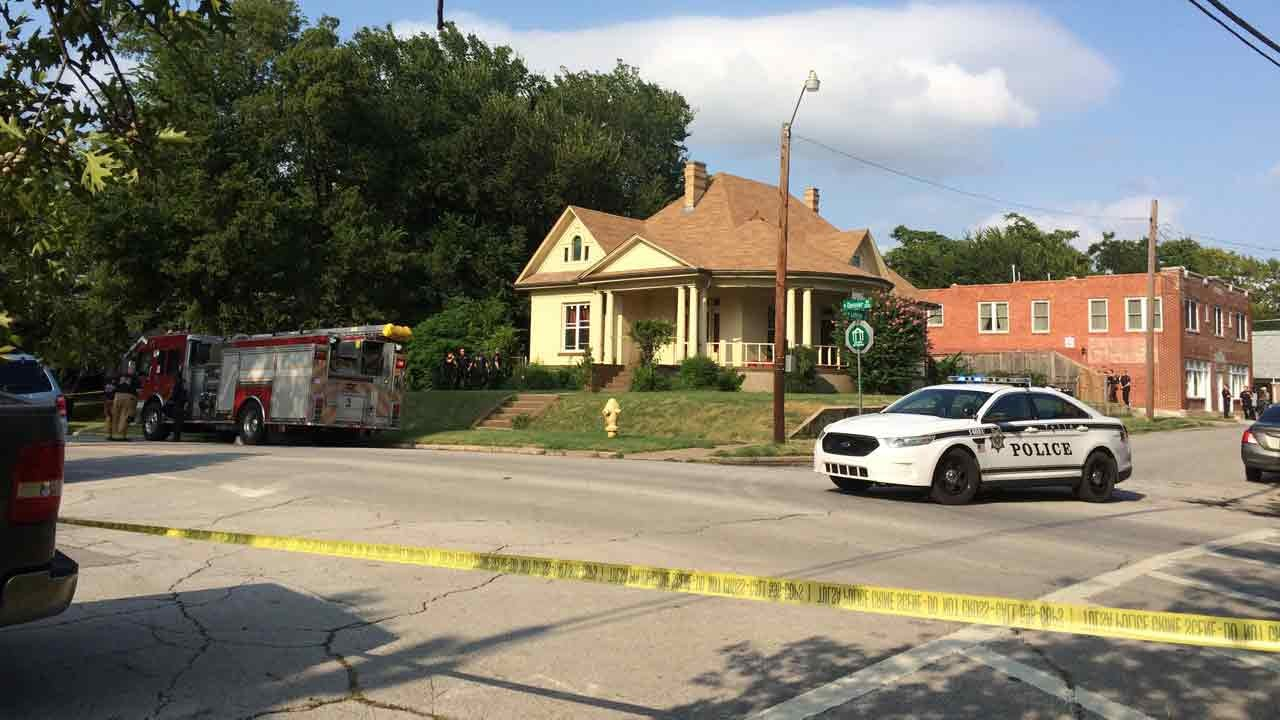 After 3 Hours, Standoff Connected To Shooting Of 13 Year Old Ends