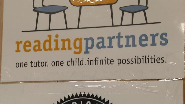 Program Helping Students Read Hopes To Continue Tulsa Success