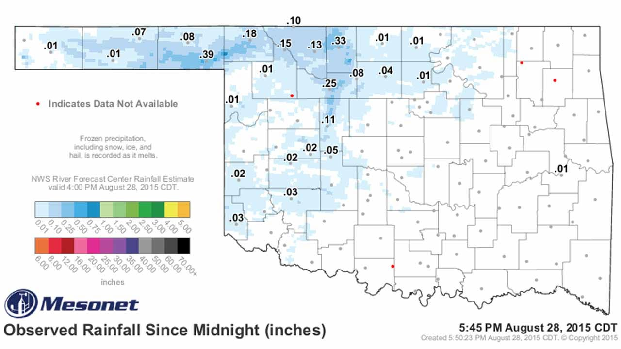 Dick Faurot's Weather Blog: Chance Of Showers/Storms Tonight, Then Warmer