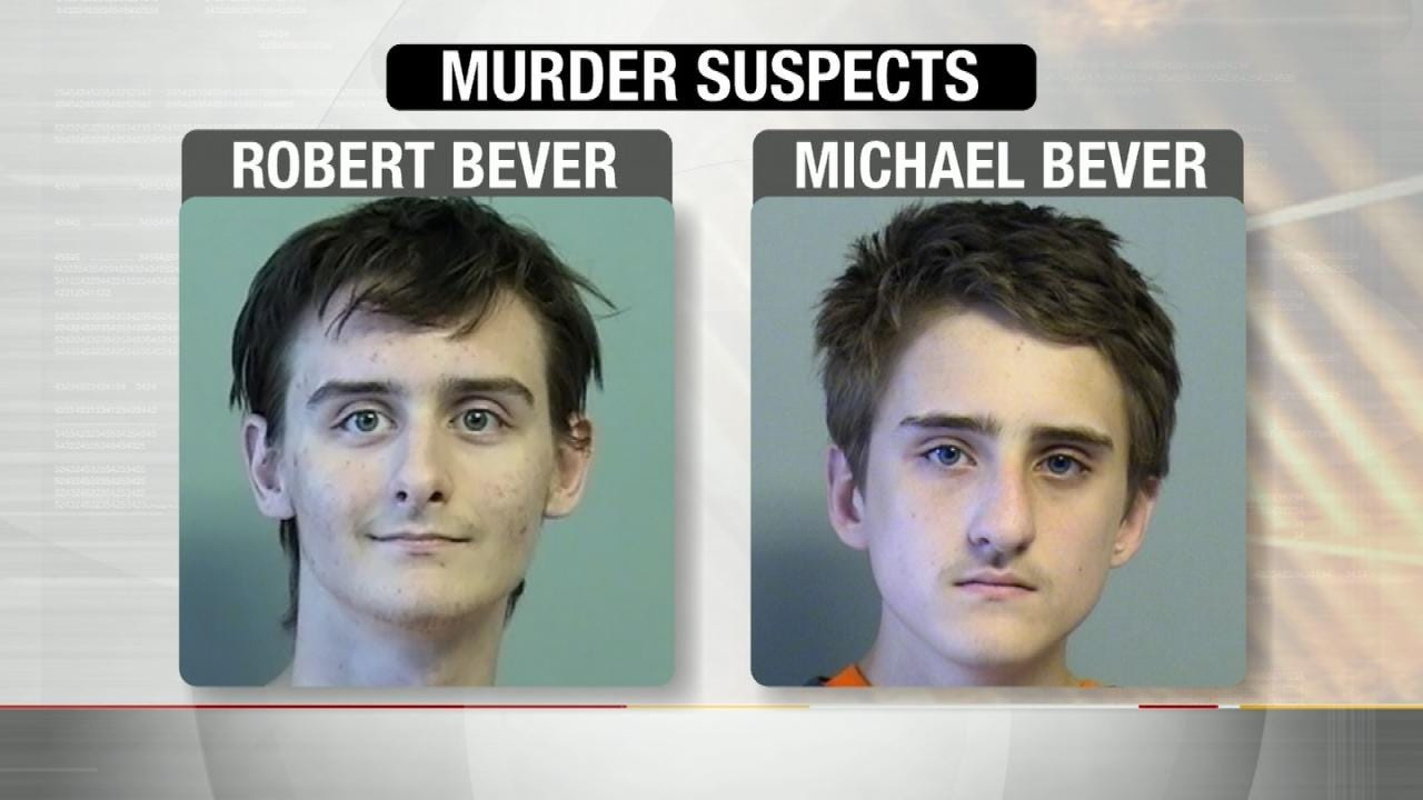 Bever Brothers Plead Not Guilty In Murders Of Broken Arrow Family