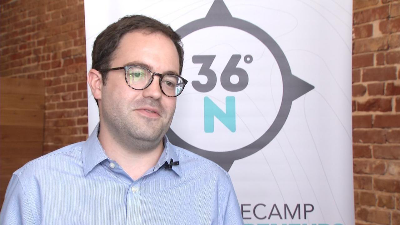 President Praises Tulsa 'Basecamp For Entrepreneurs'