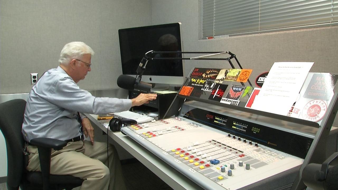 Tulsa Radio Host Turns To Internet To Save Generation's Music