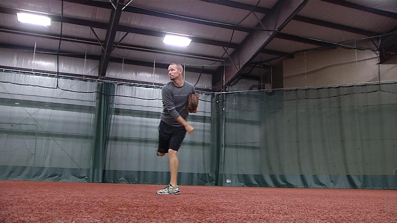Former ORU Pitcher Journeys Back To MLB After Two Tommy John Surgeries