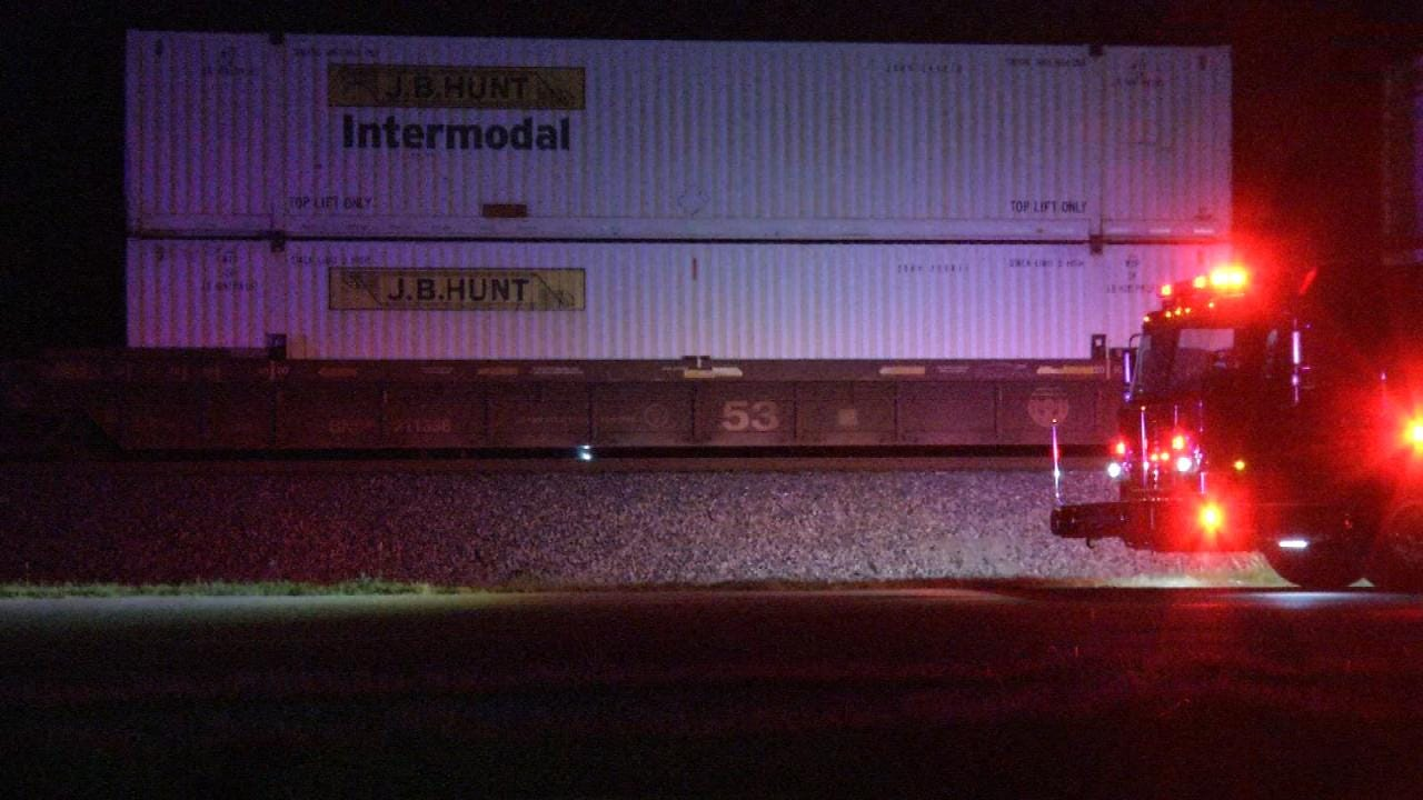 Woman Walking On Tracks Killed By Train In Sand Springs