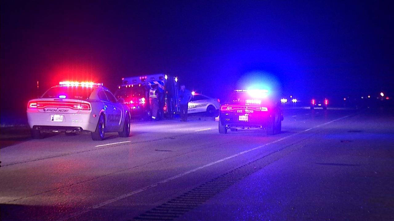 Teen Killed In Rogers County Motorcycle Crash