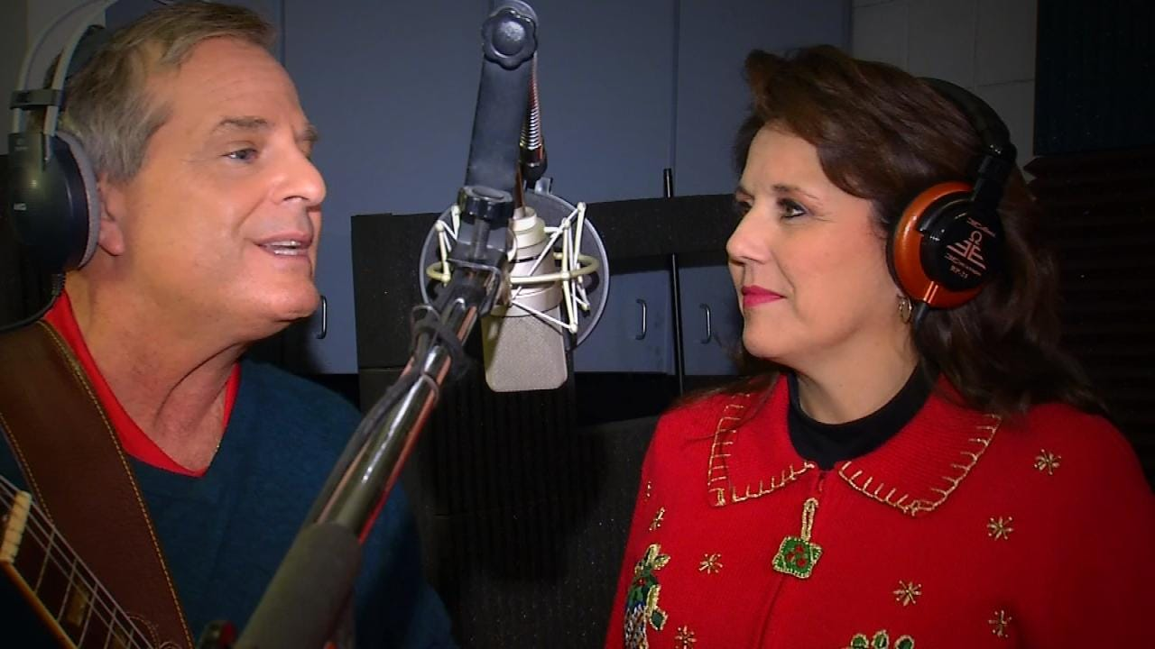 Six In The Morning Performs Original Song, 'Green Country Christmas'
