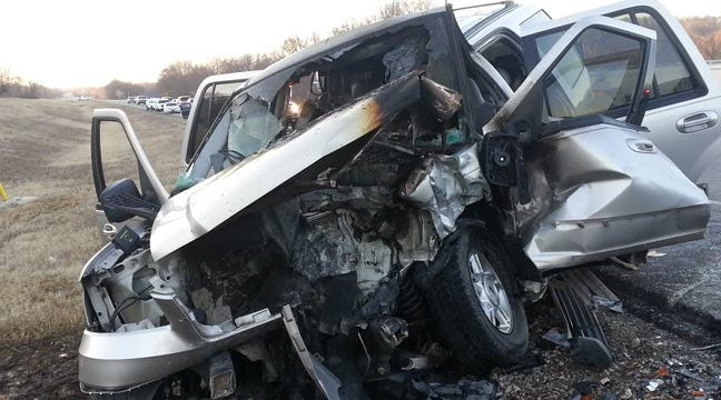 One Killed, Six Injured In Rogers County Crash