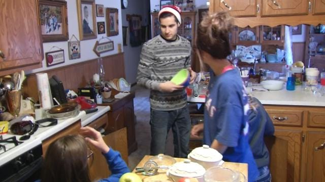 Oologah Students Helping Neighbors In Need