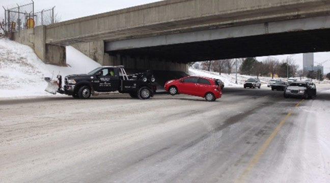Monday Morning Commute Hard On Tulsa-Area Drivers