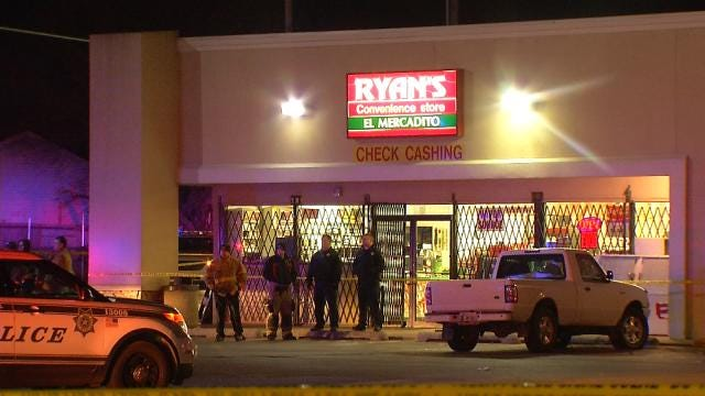 Tulsa Convenience Store Reopens After Clerk Shoots Attempted Robbers