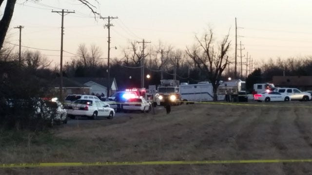 Man Dead In Muskogee Officer-Involved Shooting