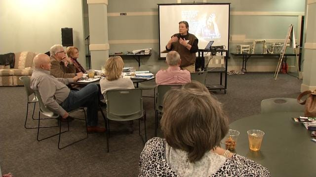 Program Helps Tulsa Churches Reach Out To Addicts