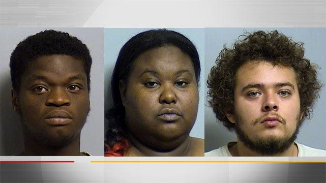Police Arrest Three After Disabled Man Robbed Outside Tulsa Store