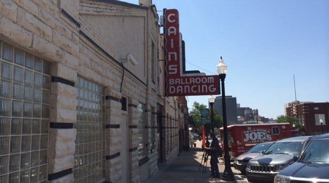 Cains Ballroom Makes List Of Top 100 Club Venues