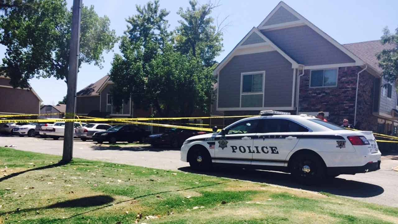 Man Dies After Shooting At Midtown Tulsa Apartment Complex