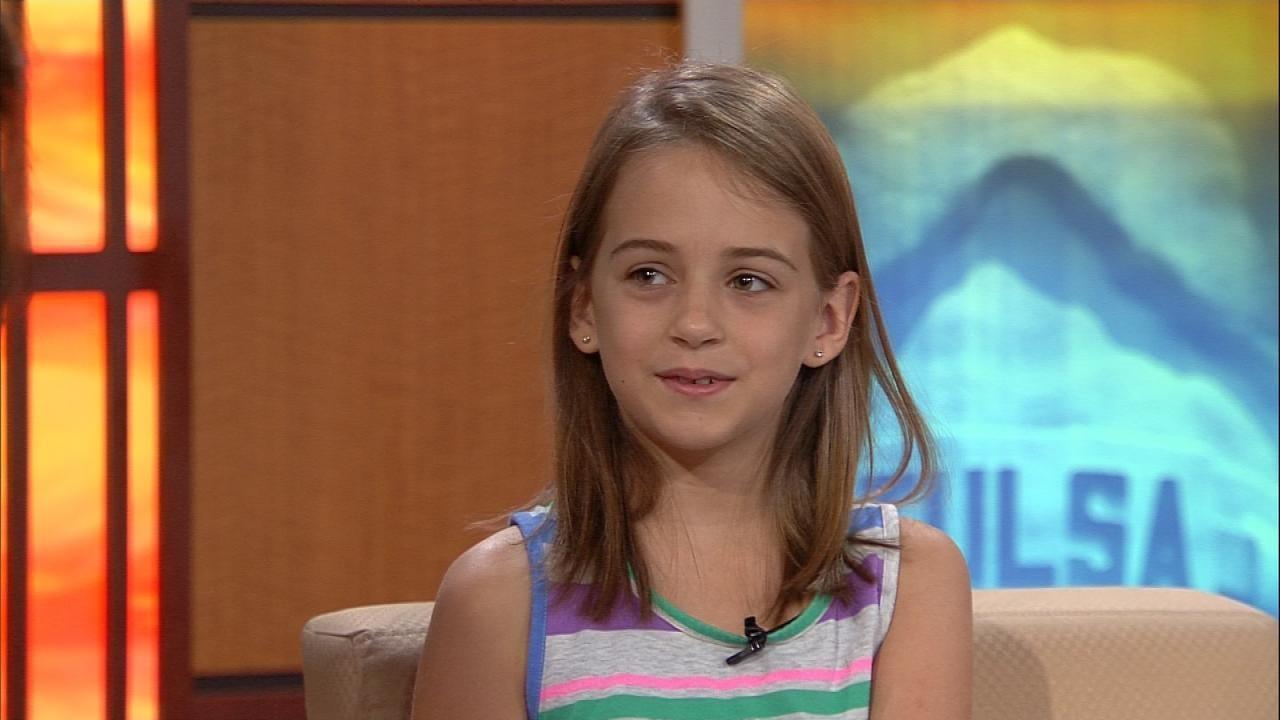 Broken Arrow Girl Takes Part In Kids' State Dinner At White House