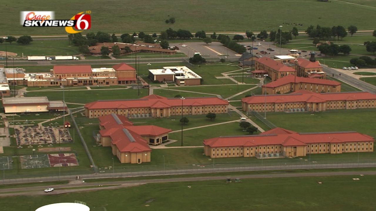 President Obama Visits Federal Prison In El Reno