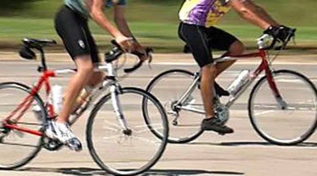 Cyclists Power Through Green Country Heat For Road Race