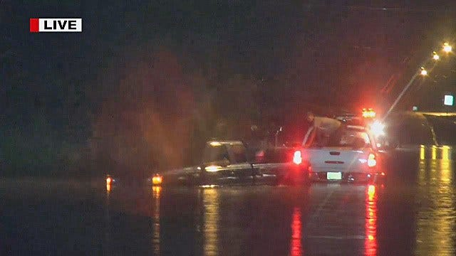 News On 6 Captures Water Rescue In South Muskogee