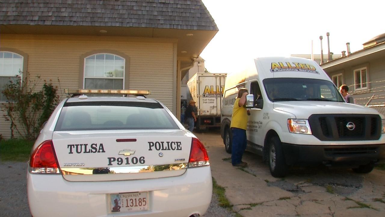 Copper, Brass Stolen From Tulsa Plumbing Business