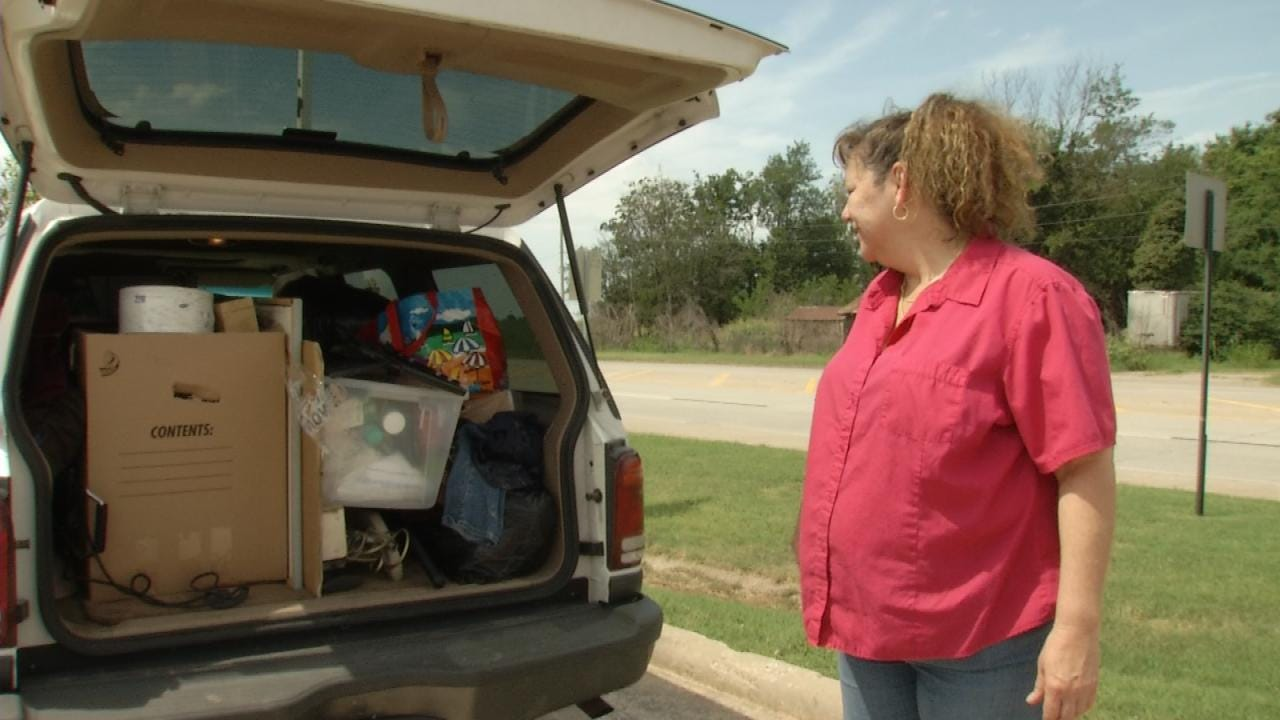 Thief Steals Baby's Ashes From Woman Moving To Oklahoma