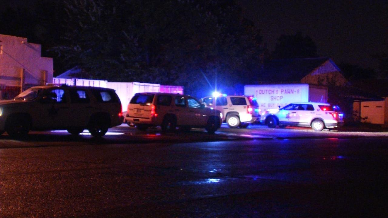Deputies Stop Burglary Attempt At Turley Pawn Shop