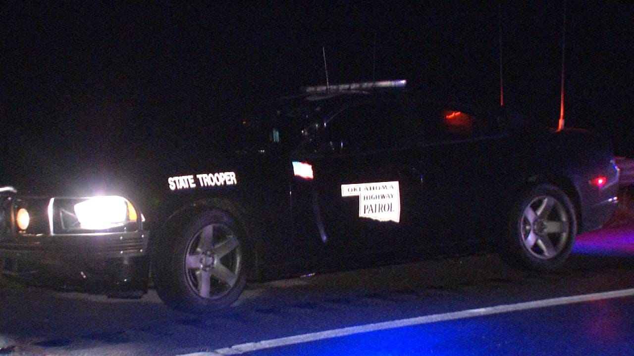 One Dead, One Critical In Motorcycle Crash West Of Sand Springs