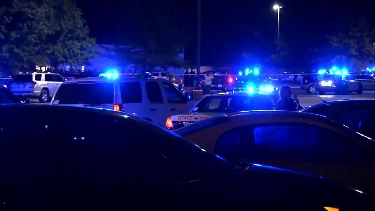 Three Dead, Including Gunman In Louisiana Theater Shooting