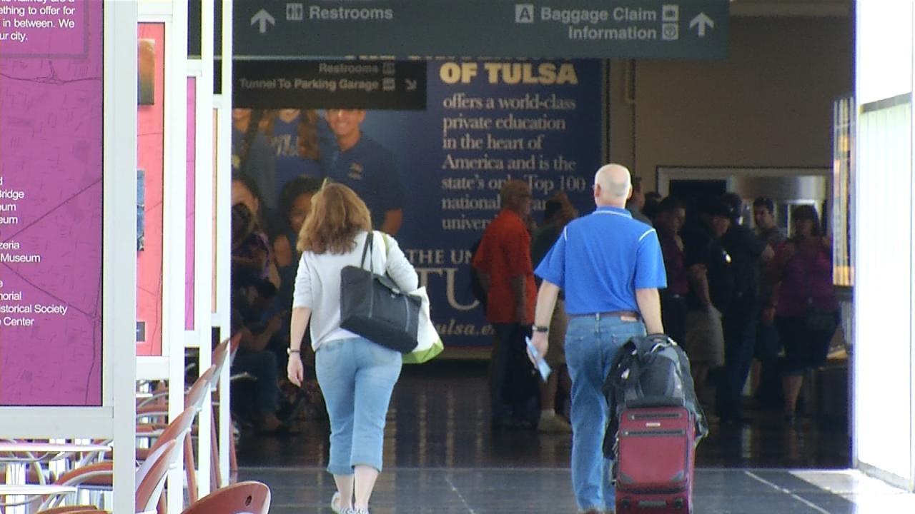 Tulsa Airport Remains Optimistic Despite Decline In Flight Numbers