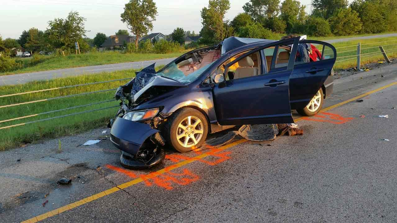 OHP: Three Killed In Wrong-Way Crash On Highway 75 Near Sperry