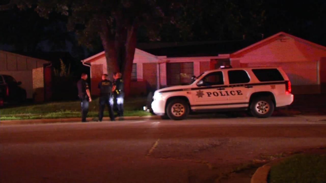 Resident Shot, Another Beaten During Tulsa Home Invasion Robbery