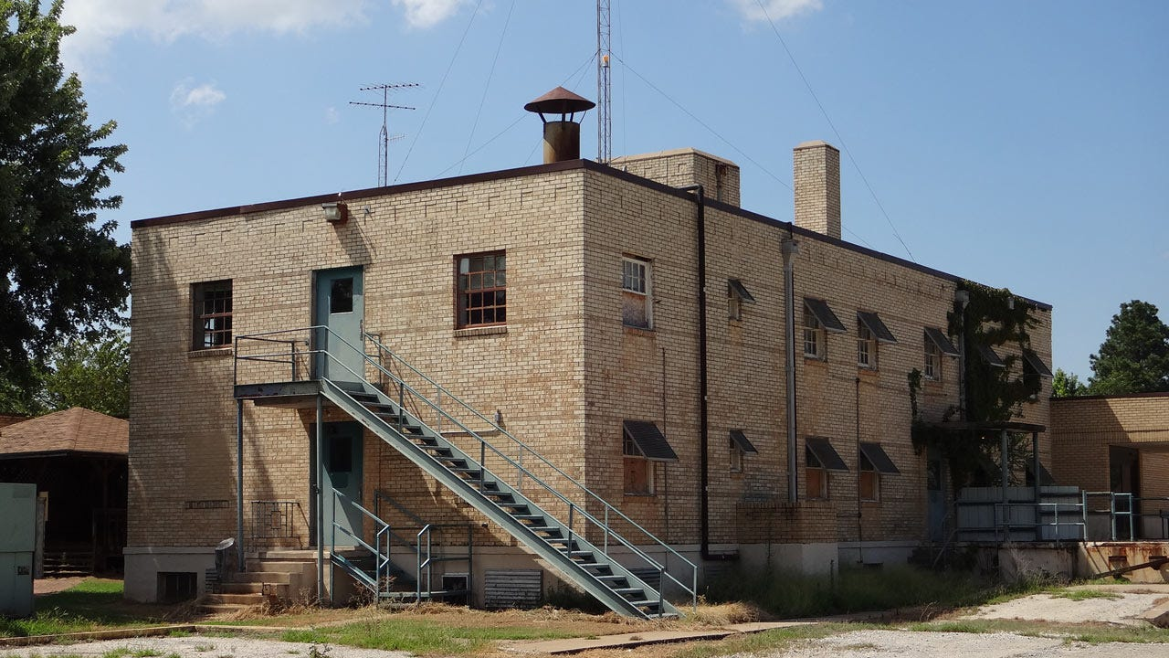 Pawnee Awarded Grant To Remove Asbestos From Former Hospital