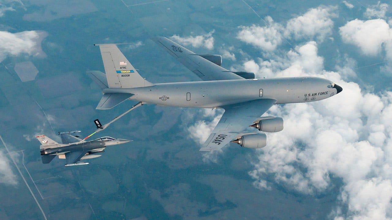 Task Force Wants F-35 Wing Based At Tulsa