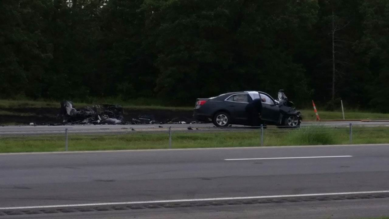 Wrong-Way Driver Causes Crash On Turnpike Leaving Two Dead, OHP Says