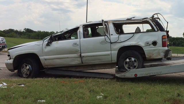Cheerleaders Critical After Wreck On Way Home From Edmond Parade