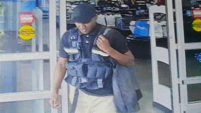Man Poses As Armored Truck Driver, Steals $75K From Bristow Walmart, Police Say