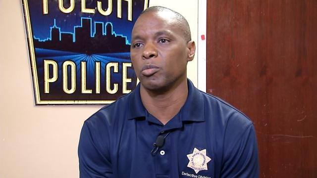 Tulsa Police Fighting Uphill Battle Against 'Sextortion'