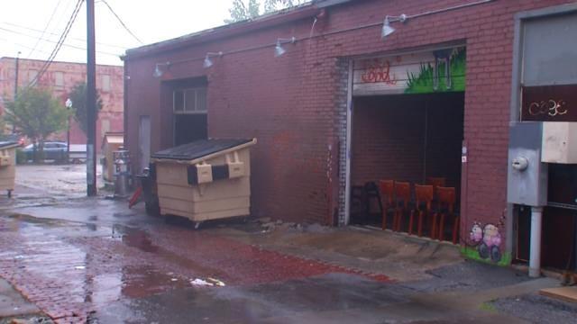 Fire Damages Downtown Tulsa Pizza Restaurant