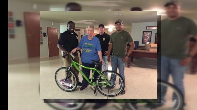 Muskogee Residents With Disabilities Have Bikes Stolen