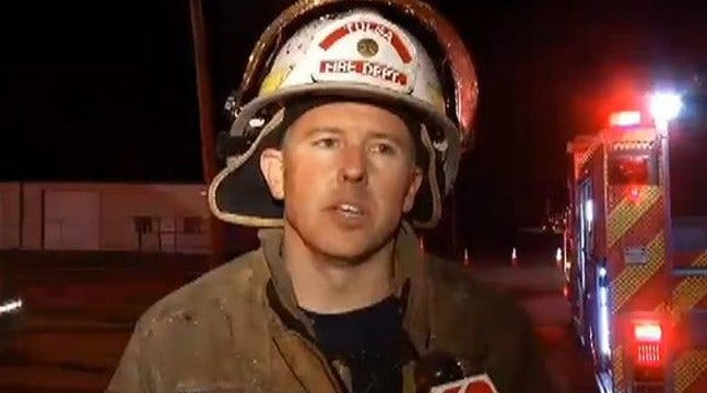 Tulsa Settles Lawsuit With Former Firefighter Over Demotion