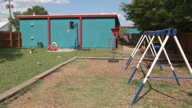 Tulsa Daycare Wants Playground Suited For Special Needs Children