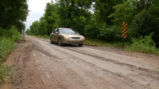 Funding To Repair Damaged Nowata County Roads Running Low