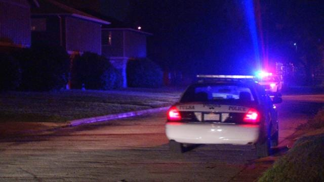 Two Stabbed During Fight At Tulsa Apartment Complex