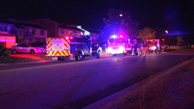 Fire At Tulsa Apartment Complex Ruled Accidental