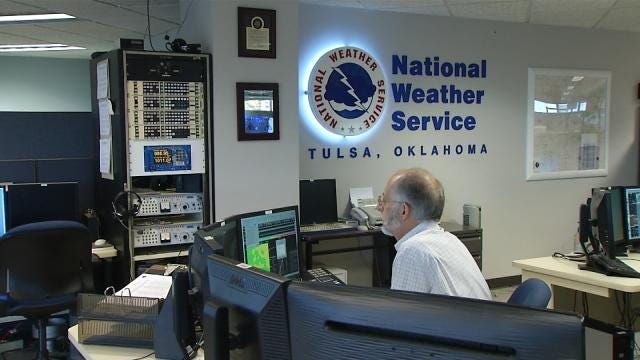 Senate Bill Could Cut Number Of Weather Service Offices From 122 To 6