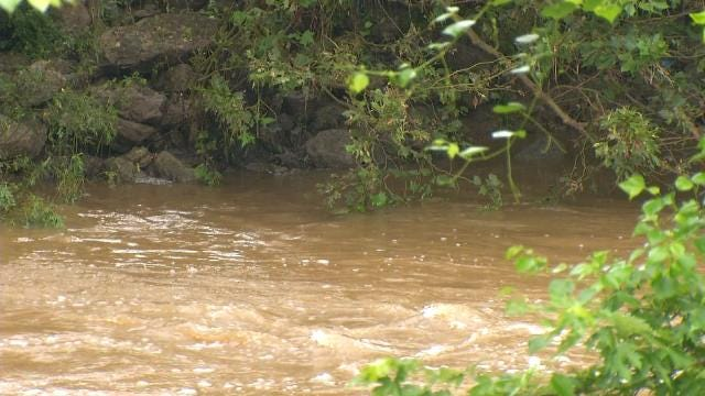 Known Trouble Spots In Tulsa County Expected To Flood, Including Bird Creek