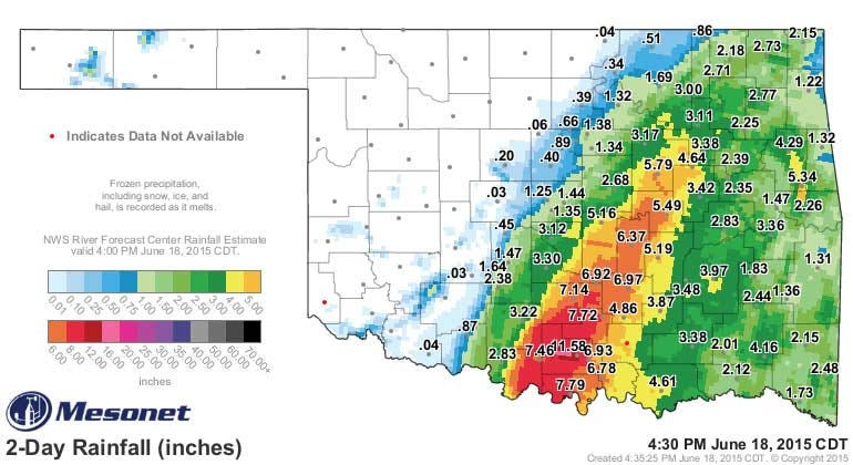 Dick Faurot's Weather Blog: Goodbye and Good Riddance Bill!